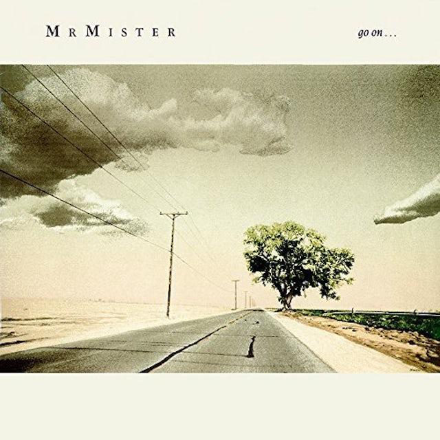 Mr Mister GO ON CD
