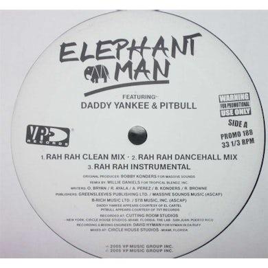 Elephant Man FATHER ELEPHANT Vinyl Record