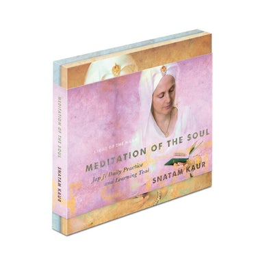 Snatam Kaur MEDITATION OF THE SOUL CD