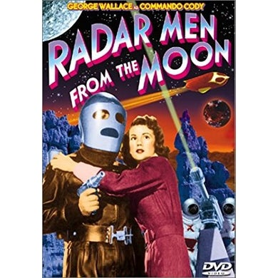 RADAR MEN FROM THE MOON DVD