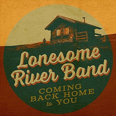 Lonesome River Band COMING BACK HOME TO YOU CD