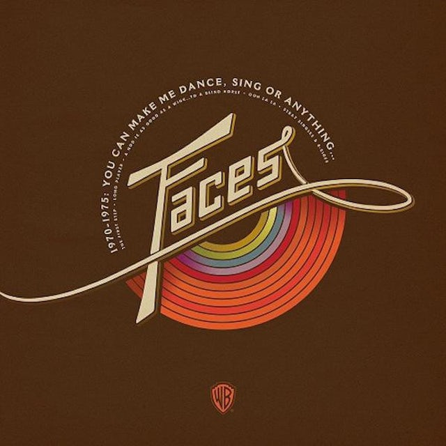 Faces 1970-1975: YOU CAN MAKE ME DANCE SING OR ANYTHING CD