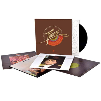 Faces 1970-1975: YOU CAN MAKE ME DANCE SING OR ANYTHING Vinyl Record Box Set