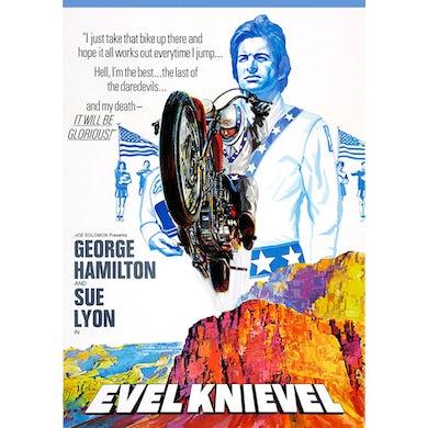 EVEL KNIEVEL (1971) DVD