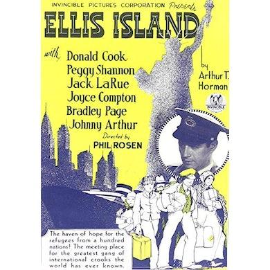 ELLIS ISLAND (1936) DVD