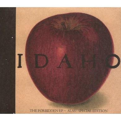 Idaho FORBIDDEN - ALAS CD