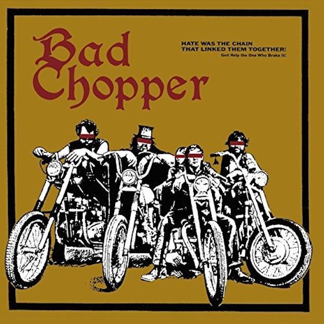 Cj Ramone BAD CHOPPER CD