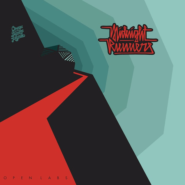 Midnight Runners OPEN LABS Vinyl Record
