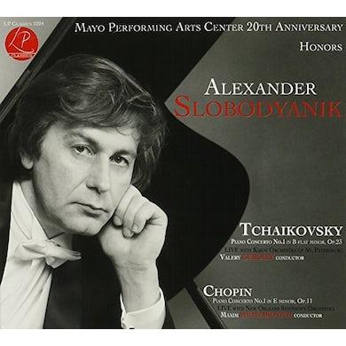MAYO 20TH ANNIVERSARY: ALEXANDER SLOBODYANIK CD
