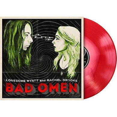 LONESOME WYATT BAD OMEN (VINYL LP WITH DOWNLOAD CARD) Vinyl Record