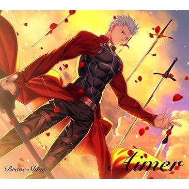 Aimer BRAVE SHINE CD