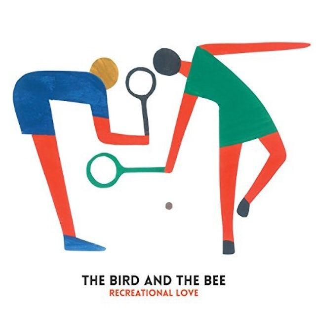 Bird & Bee RECREATIONAL LOVE CD
