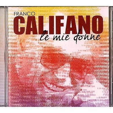 Franco Califano LE MIE DONNE CD