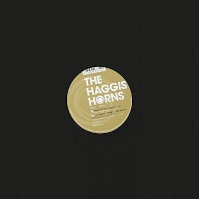 The Haggis Horns RETURN OF THE HAGGIS Vinyl Record - UK Release