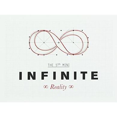 Infinite REALITY: 5TH MINI ALBUM CD