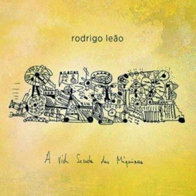 Rodrigo Leao VIDA SECRETA DAS MAQUINAS CD