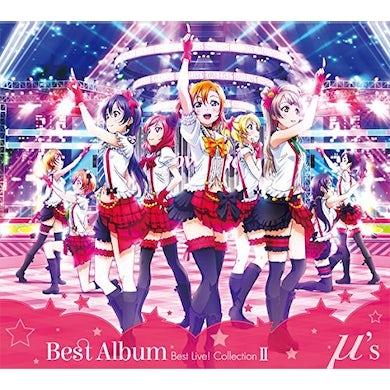 M's BEST ALBUM BEST LIVE COLLECTION 2 / Original Soundtrack CD