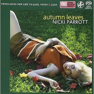 Nicki Parrott AUTUMN LEAVES CD Super Audio CD