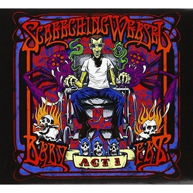 Screeching Weasel BABY FAT VOL. 1 CD