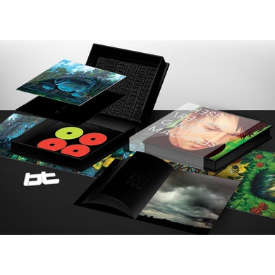 BT THESE RE-IMAGINED MACHINES CD