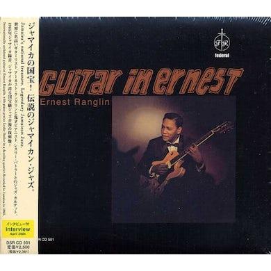 Ernest Ranglin GUITAR IN ERNEST CD