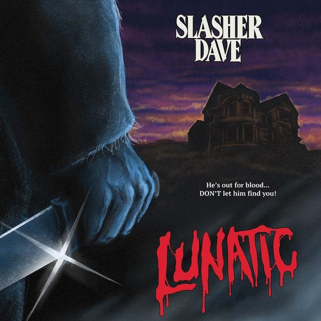 SLASHER DAVE LUNATIC Vinyl Record