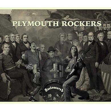 Rocknoceros PLYMOUTH ROCKERS CD