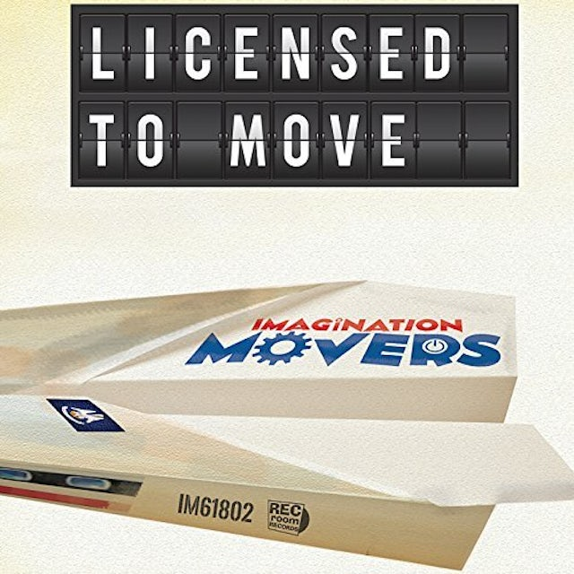 Imagination Movers LICENSED TO MOVE CD
