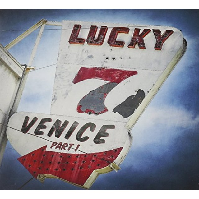 Venice LUCKY 7 PT 1 CD