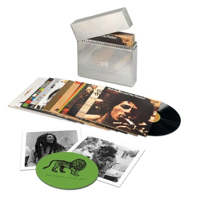 Bob Marley COMPLETE ISLAND RECORDINGS: COLLECTOR'S EDITION Vinyl Record