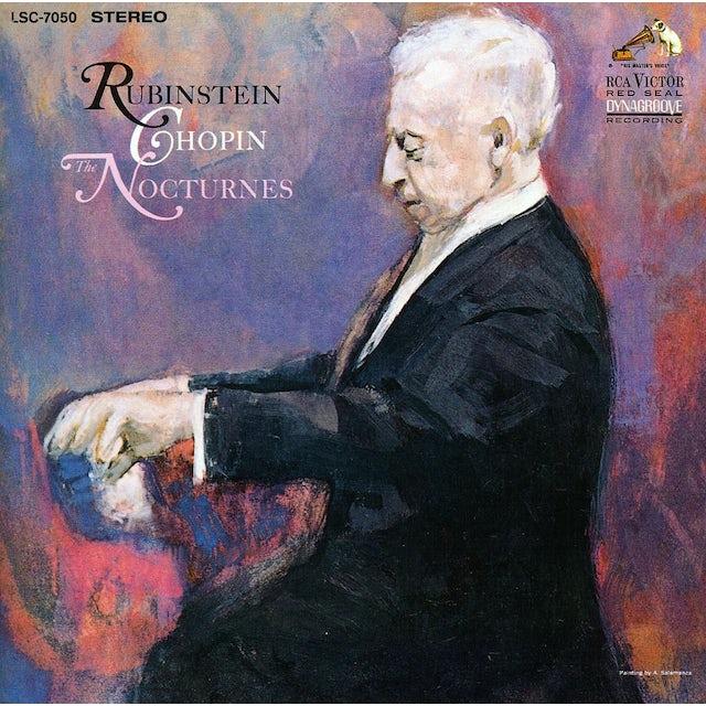 Chopin / Arthur Rubinstein NOCTURNES CD