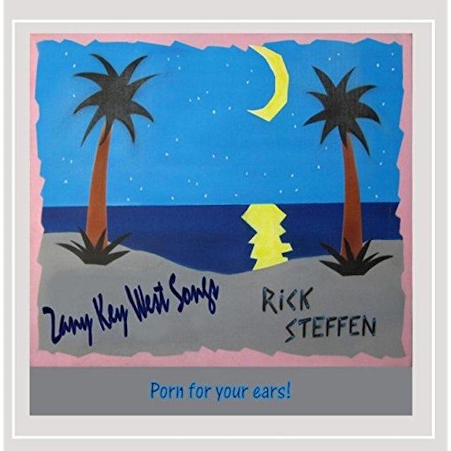 Rick Steffen ZANY KEY WEST SONGS CD