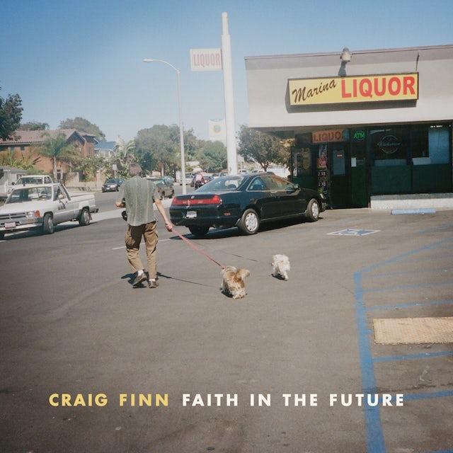 Craig Finn FAITH IN THE FUTURE CD