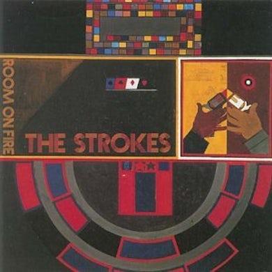The Strokes ROOM ON FIRE Vinyl Record