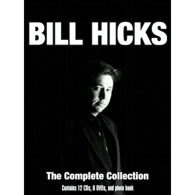 Bill Hicks COMPLETE COLLECTION CD