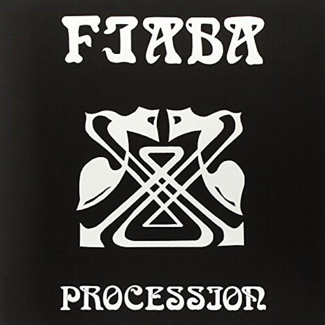 Procession FIABA Vinyl Record