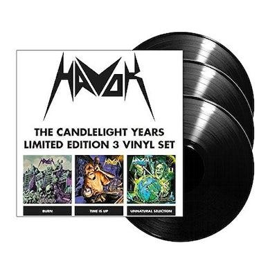 Havok CANDLELIGHT YEARS-VINYL SET Vinyl Record - UK Release