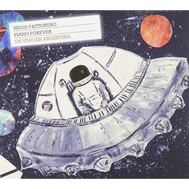 PIANO FOREVER: EN VIVO EN ARGENTINA CD