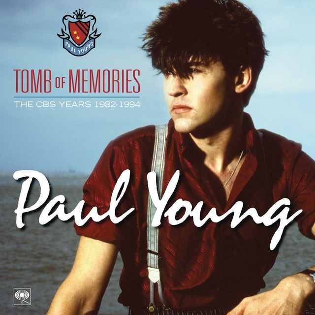 Paul Young TOMB OF MEMORIES: THE CBS YEARS (1982-94) CD