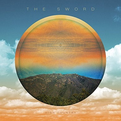 Sword HIGH COUNTRY Vinyl Record - UK Release