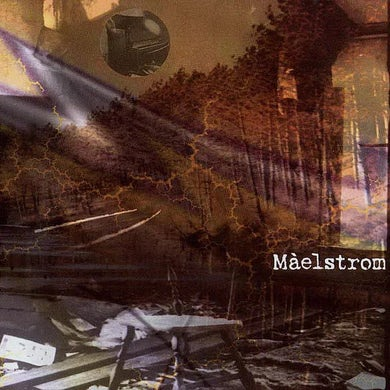 Maelstrom ON THE GULF Vinyl Record