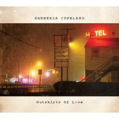 Shemekia Copeland OUTSKIRTS OF LOVE CD