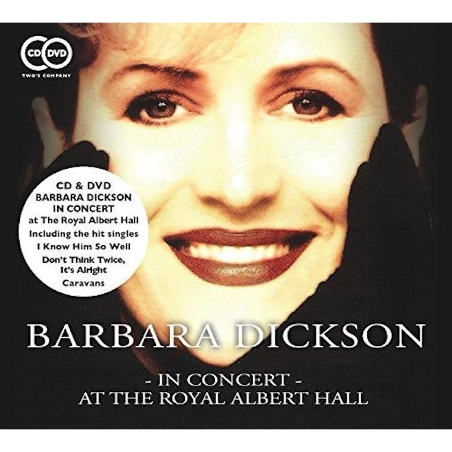 Barbara Dickson IN CONCERT AT THE ROYAL ALBERT CD