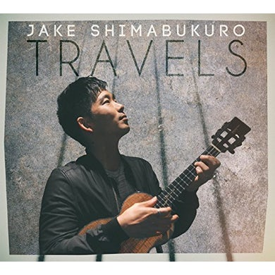 Jake Shimabukuro TRAVELS CD