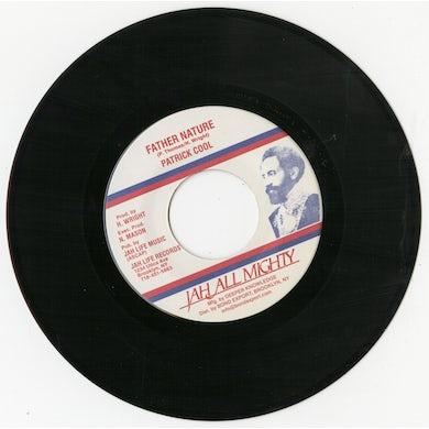 Patrick Cool FATHER NATURE Vinyl Record