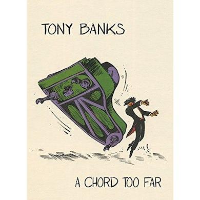 TONY BANKS - CHORD TOO FAR CD