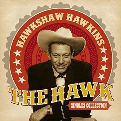 Hawkshaw Hawkins HAWK:SINGLES COLLECTION CD