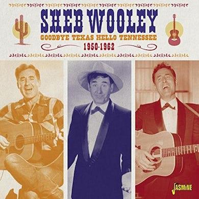 GOODBYE TEXAS HELLO TENNESSEE 1950-62 CD