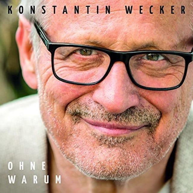 Konstantin Wecker OHNE WARUM CD