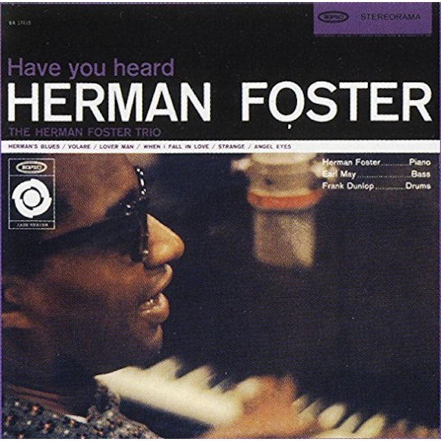 Herman Foster HAVE YOU HEARD CD